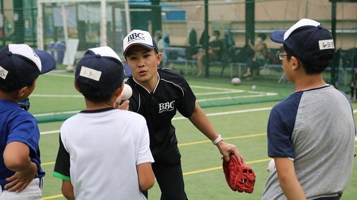 BBC野球教室